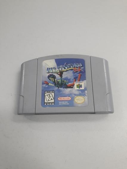 Pilot Wings 64 Nintendo 64 N64 Original Campinas