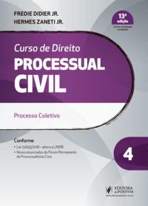 Curso De Direito Processual Civil Processo Coletivo - Juspod
