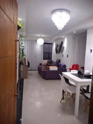 Imagem 1 de 11 de Apartamento À Venda, 56 M² Por R$ 180.000,00 - Conjunto Residencial José Bonifácio - São Paulo/sp - Ap0515
