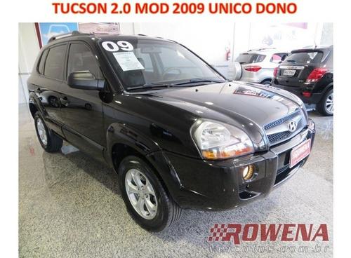 Imagem 1 de 15 de Tucson 2.0 Mod 2009 Unico Dono + Novo Impossivel