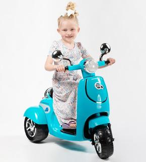 Motoneta Honda Metropolitan 6v Niños Enviogratis