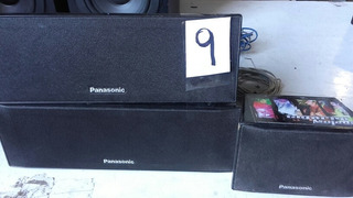 Parlantes Home Panasonic Modelo Sb Ps 760