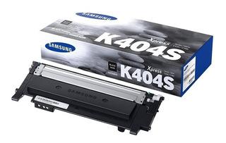Toner Samsung 404 Clt-k404 Original Sl-c430w Sl-c480w Wis