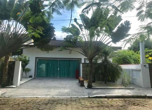 Casa A Venda No Bairro Balneário Praia Do Pernambuco Em - 493-1