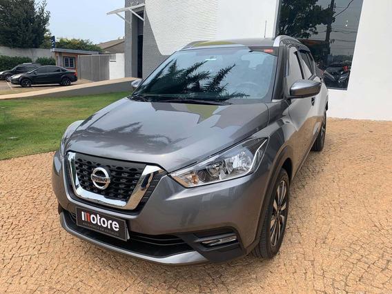 Nissan Kicks 1.6 16v Sv Aut. 5p 2018 + Couro