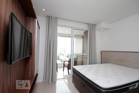 Apartamento Para Aluguel - Tatuapé, 1 Quarto, 35 - 892813941
