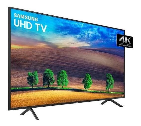 Smar Tv Samsung 4k 50 Nu7100, Hdmi (apenas 4 Meses De Uso)