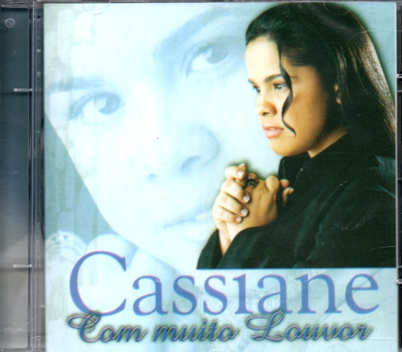 Cd Cassiane - Com Muito Louvor