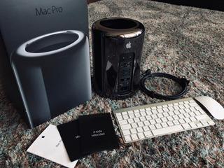 Mac Pro 12-core Intel Xeon 64gb Ram