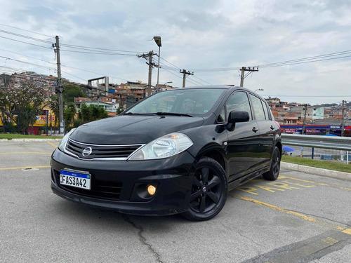 Imagem 1 de 5 de Nissan Tiida 2012 1.8 Sl Flex 5p