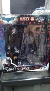 Medicom Mafex The Dark Knight Joker Robber Bank Nro 005