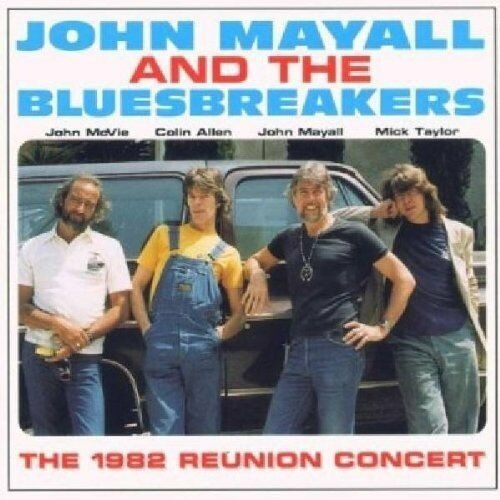 Cd John Mayall & The Bluesbreakers The 1982 Reunion Concert