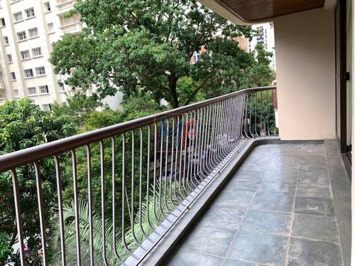 Imagem 1 de 24 de Ref 13.084- Excelente Apartamento Localizado No Bairro Vila Uberabinha, 4 Dorms, Sendo  4 Suítes, 3 Vagas, 180 M² De Área Util. - 13084