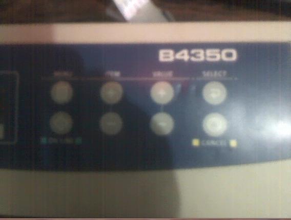 Control Panel Impresora Oki B4350 Usado