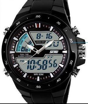 Relógio Pulso Masculino Esportivo Digital Skmei Prova D