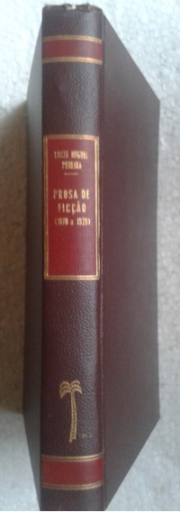 Livro História Da Literatura Brasileira V. Xii Prosa De Ficç