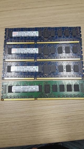 Memoria Servidor Dell R610 2gb 8500r 2rx8