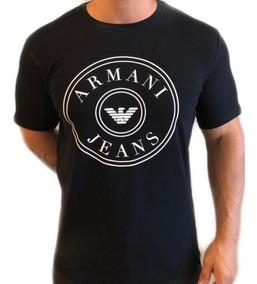 Camisa Camiseta Armani Jeans Exchange Original Importada