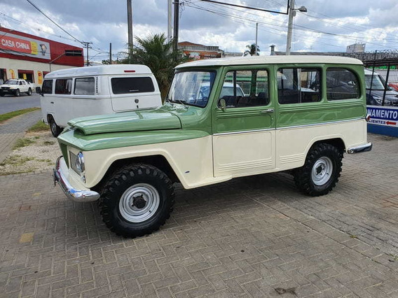 Ford Rural Willys 91 Cv
