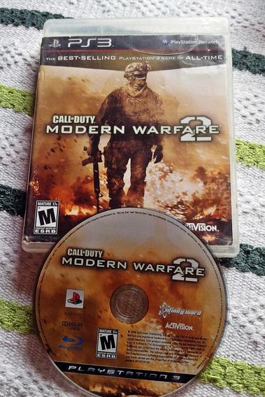 Call Of Duty: Modern Warfare 2 - Ps3