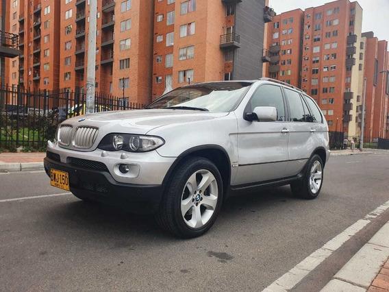Bmw X5 E53 4400 Cc A/t 56mil Km