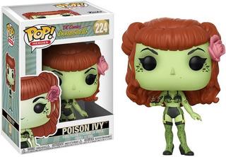 Funko Pop Poison Ivy 224 - Dc Comics Bombshells