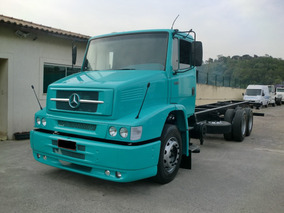 Mb 1620 Ano 1996 Verde No Chassi