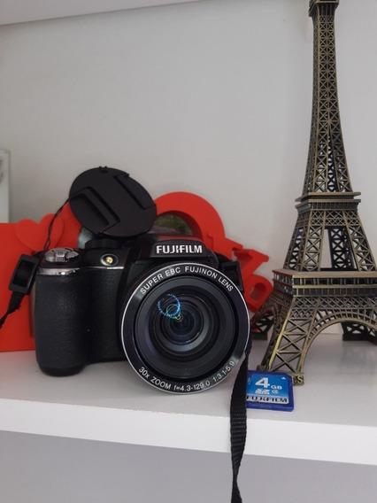 Câmera Fujifilm Finepix S4500 14 Mega Pixels