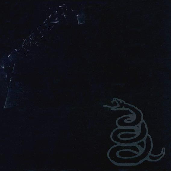 Metallica Metallica Black Album Cd Nuevo Sellado