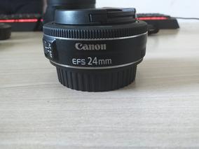 Lente Canon Efs 24mm F/2.8
