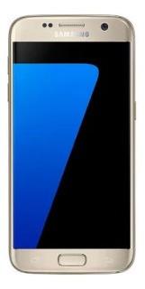 Samsung Galaxy S7 Muy Bueno Dorado Claro