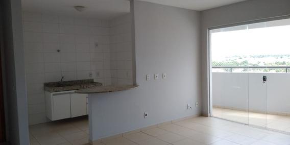 Apartamento Para Aluguel, 2 Quartos, 1 Vaga, Plano Diretor Sul - Palmas/to - 424