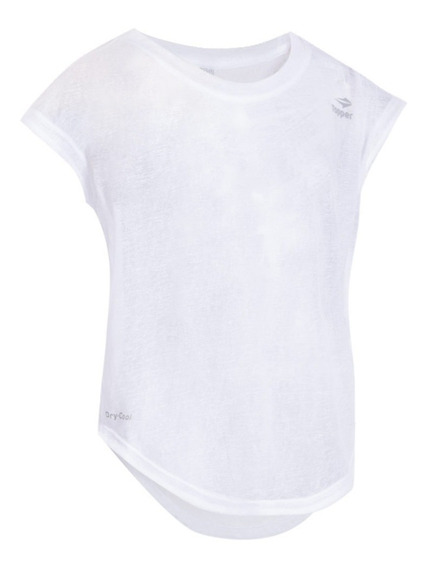 Remera Topper T-shirt Mc Grls Trng Light Niños Training