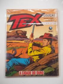 Revista Tex Editora Globo Nº 70 A Cidade Do Ouro Ótimo Estad