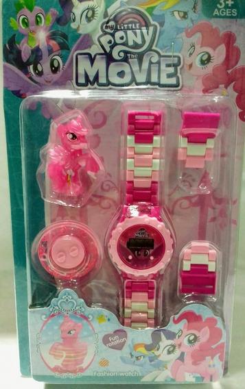 Relógio Infantil C/ Peças Para Montar