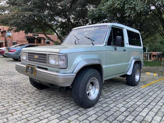 Chevrolet Trooper Dlx Cabinado