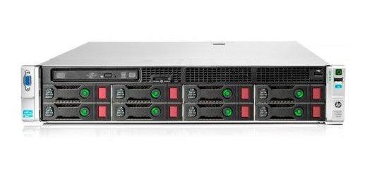 Servidor Hpproliant Dl380p G8 Xeon Quadcore 16gb