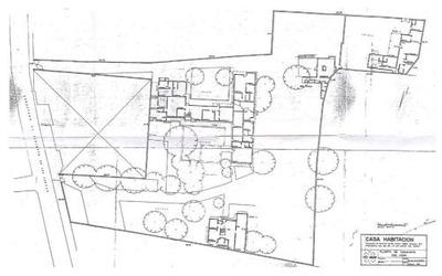 Casa/terreno En Venta En Desierto De Los Leones