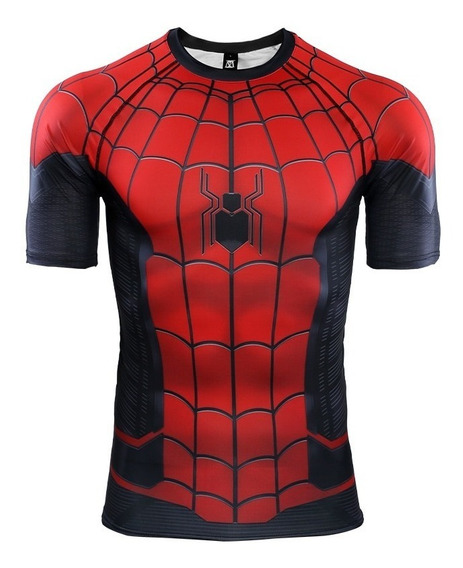 Playera Spiderman Far From Home Marvel Avengers Endgame