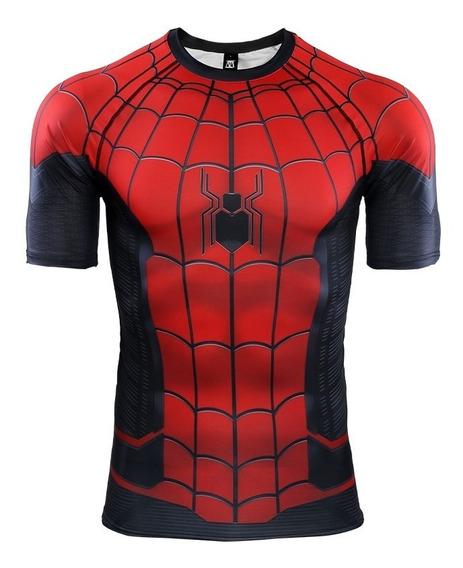 Playera Spiderman Far From Home Marvel Avengers Endgame