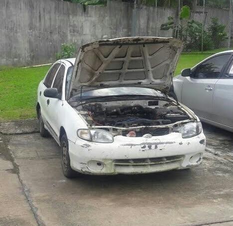 Hyundai Accent 1.3