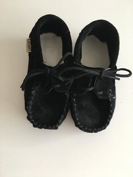 Zapatos Nauticos Mocasin Bebe