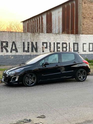 Peugeot 308 2012 1.6 Gti Thp 200cv