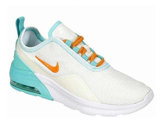 Zapatillas Nike Air Max Motion 2 Urbanas Damas Ao0352-105