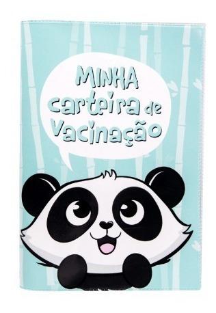 Porta Carteira Vacinação Panda Uatt?