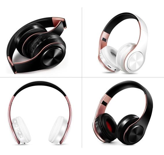 Fone De Ouvido Bluetooth, Sem Fio, Alta Qualidade Mp3