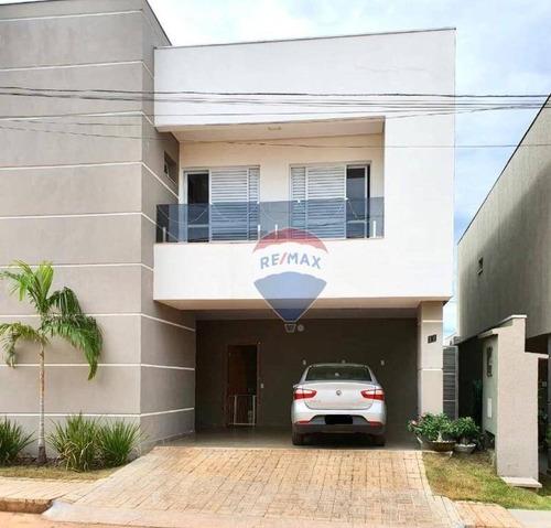 Imagem 1 de 10 de Casa Com 3 Dormitórios À Venda, 160 M² Por R$ 752.000,00 - Morada Do Ouro - Cuiabá/mt - Ca0886