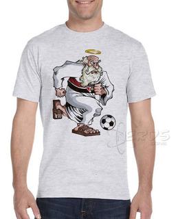 Camiseta Camisa São Paulo Tricolor Soberano Mascote Spfc