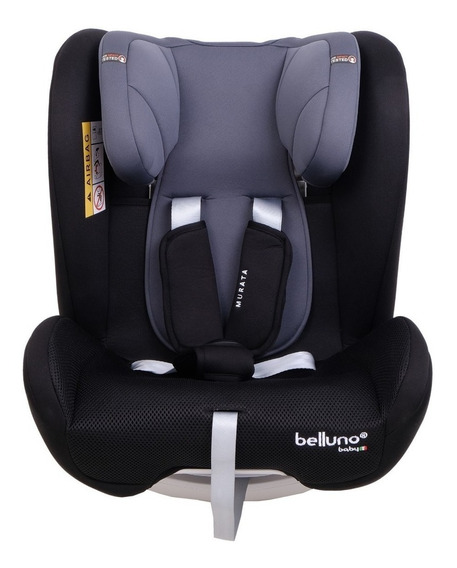 Butaca Bebe Isofix Reclinable 0 A 36 Kg Murata Belluno Baby
