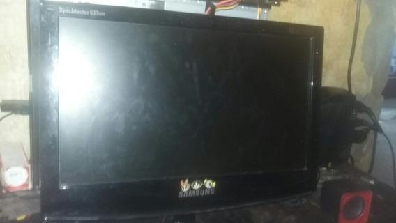 Monitor 17 Polegadas Widescreen Para Jogos E Trabalhos